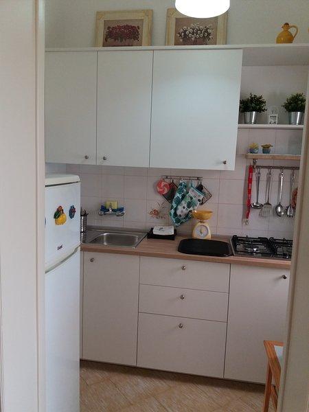 Kitchen Sea View