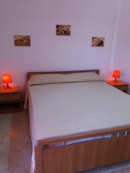 bedroom sea view Room
