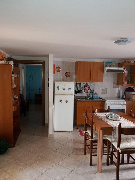 Kitchen ground floor.