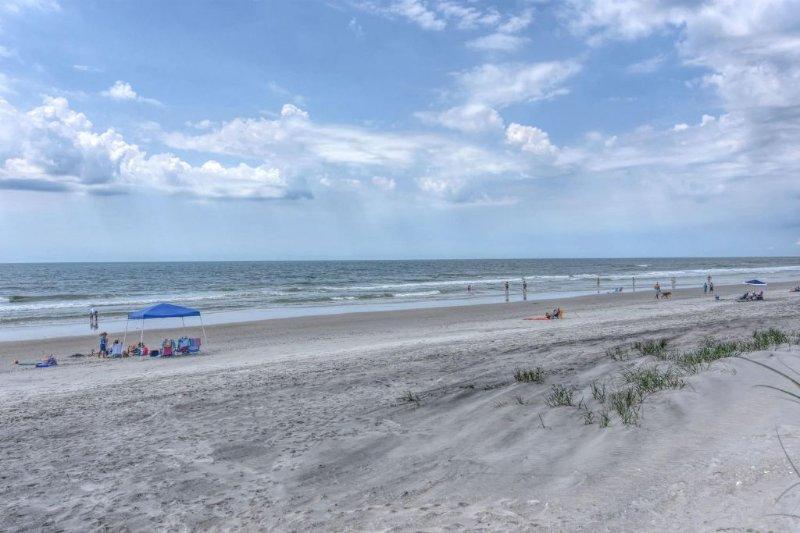 Beach Access Views