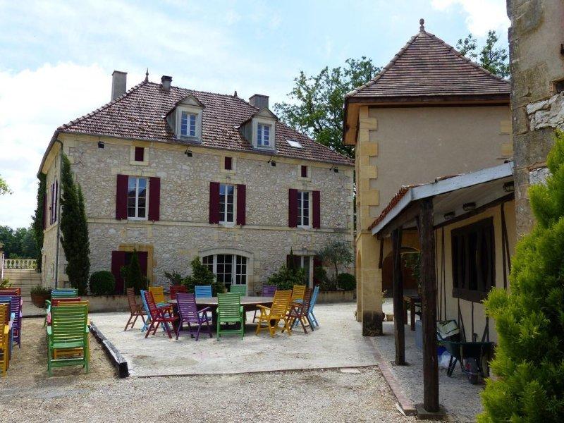 Domaine Au Marchay - B&B Bedroom 4, aluguéis de temporada em Atur
