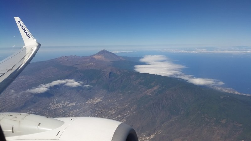 Tenerife!