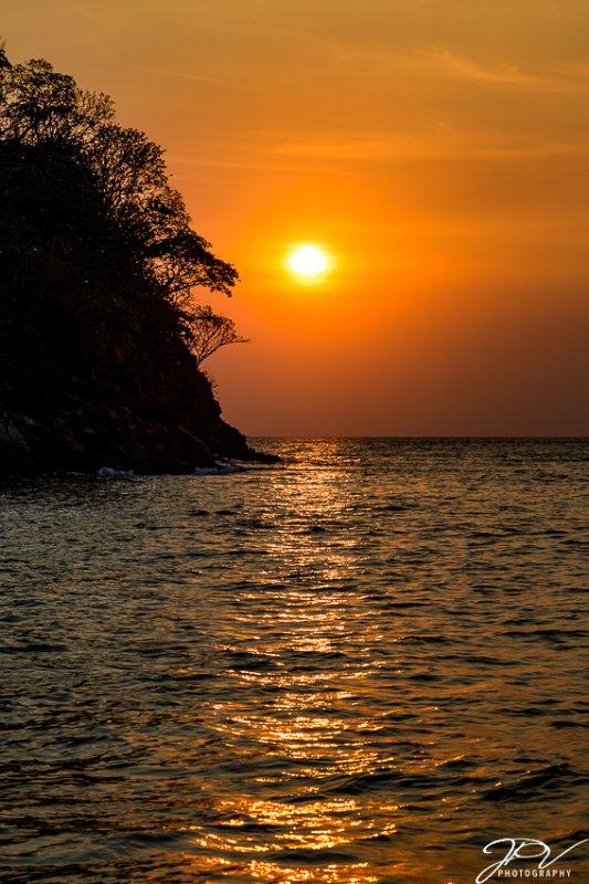 Days end at Bahia Pez Vela