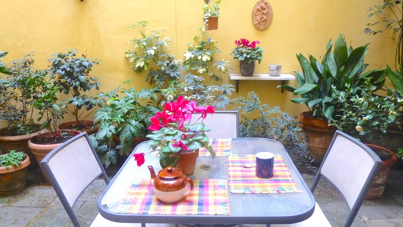 2 BDR  APT IN FLORENCE HISTORIC CENTRE, WI-FI, vacation rental in Florence