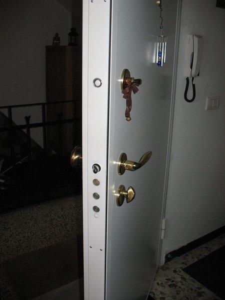 Entrance Door high security
