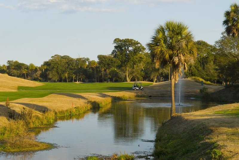 Two Outstanding Golf Courses at Wild Dunes!