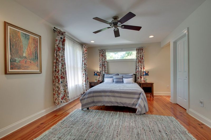 Guest Bedroom Featuring King Bed