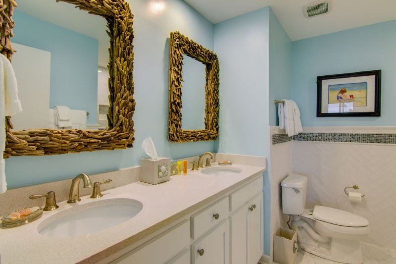 One of Three Full Bathrooms, Completely Renovated!