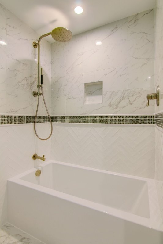 Each Bathroom Completely Renovated!