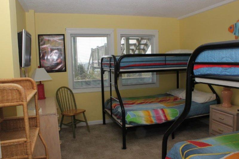 Bedroom 4 on ground level