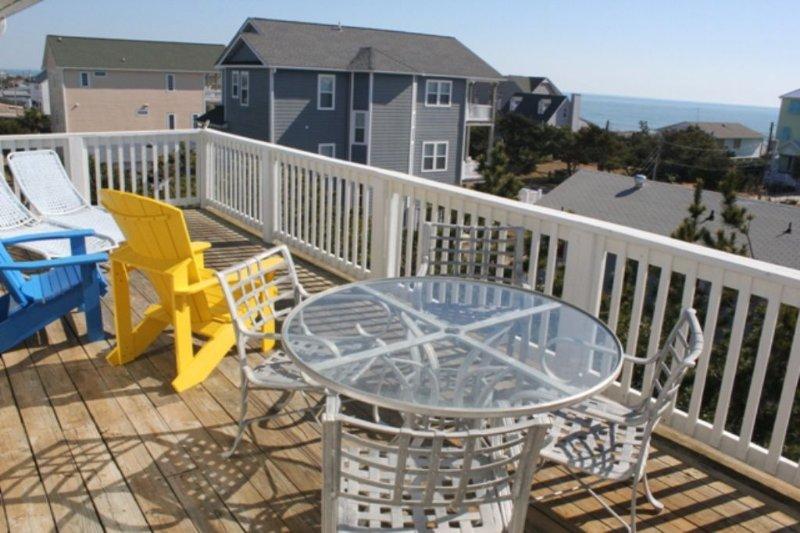 Oceanviews from Great Room Deck