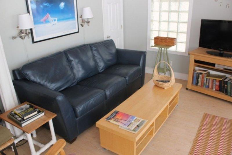 TV area off Living Area