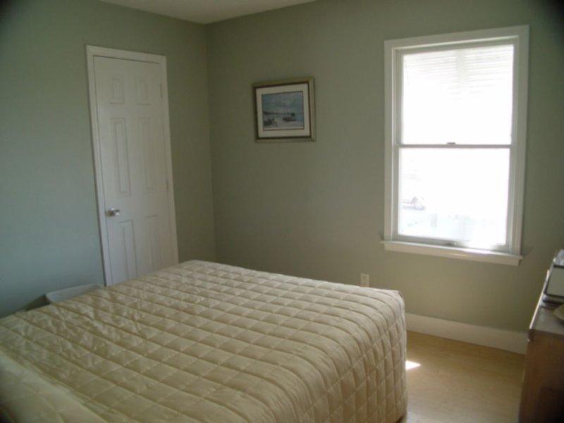 East side Bedroom w/ full bath