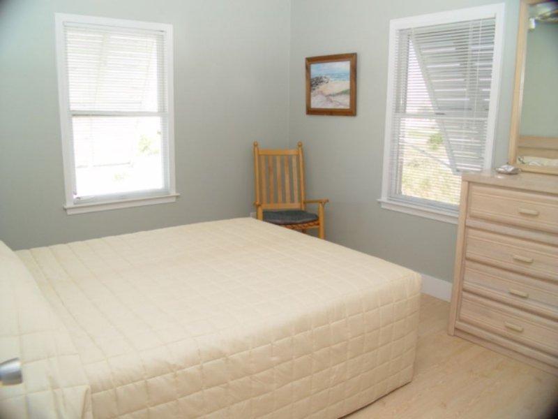 West side Bedroom off kitchen