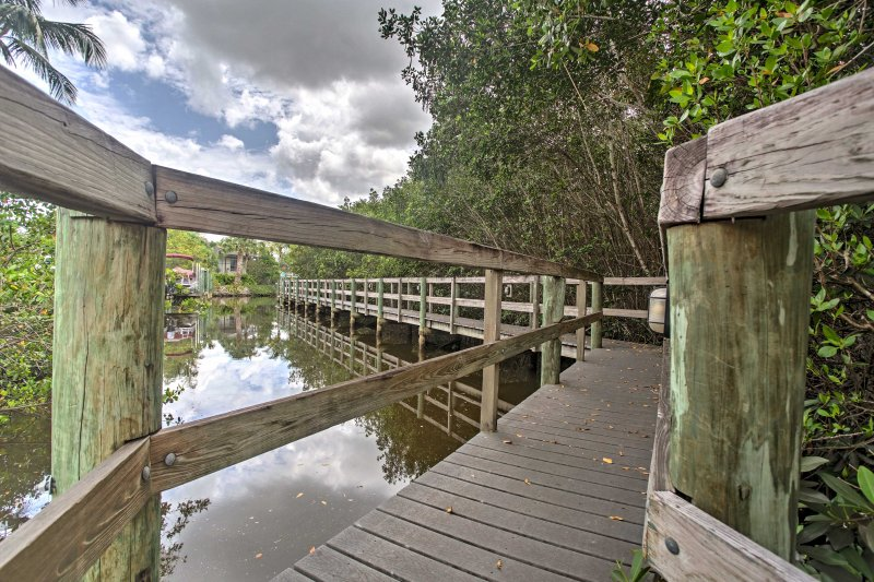 This property is perfect for couples or families traveling to Bonita Springs.