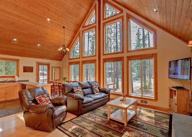 Pine Canyon Lodge near Suncadia