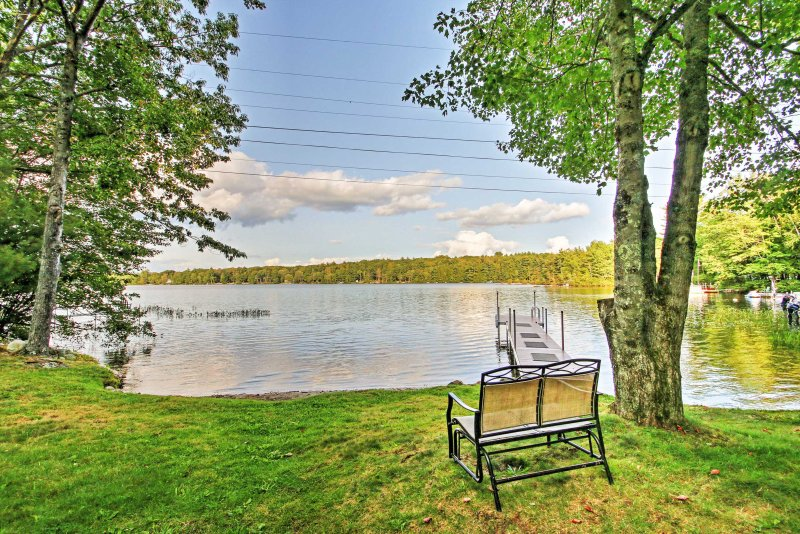 Book this Lyman vacation rental home today for a tranquil waterfront retreat!
