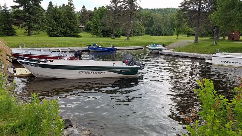 Shared Waterfront ACCESS on Rangeley Lake