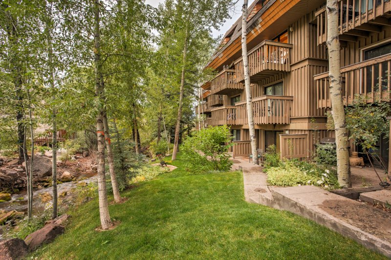 You'll adore this conveniently located Vail vacation rental condo!