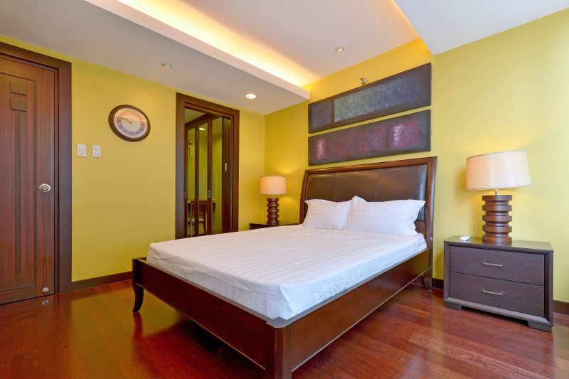 Spacious 2 Bedroom in the heart of BGC, vacation rental in Taguig City