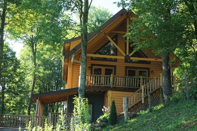 Blue Ridge Vistas Cabin