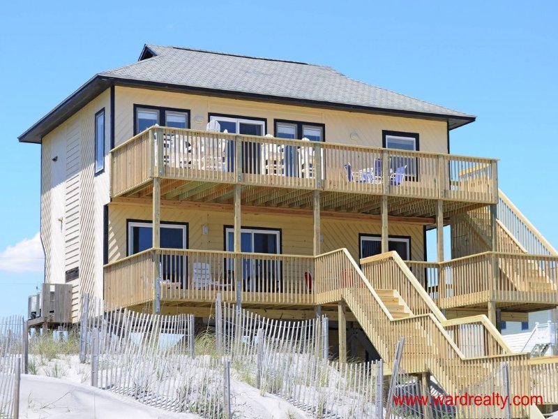 Bilou's, vacation rental in North Topsail Beach