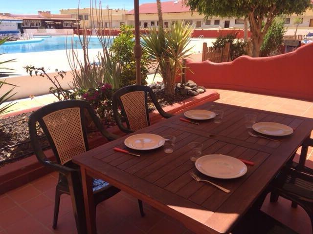 1 slaapkamer appartement met sofabed voor 4 personen in playa paraiso, aluguéis de temporada em Los Realejos