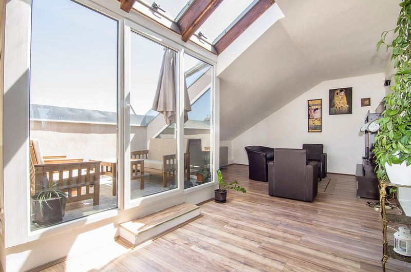 Tasmajdan Sky Suite, casa vacanza a Savski Venac