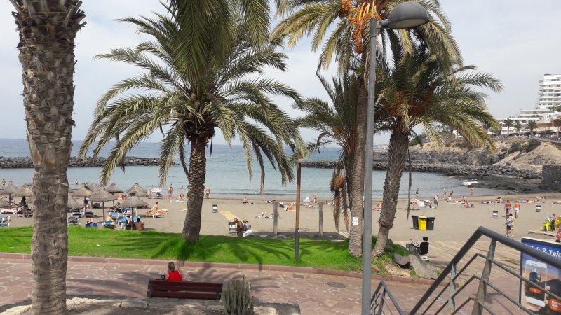 Tenerife- bungalow elegante e luxuosa Las Americas- com bela vista OCEAN