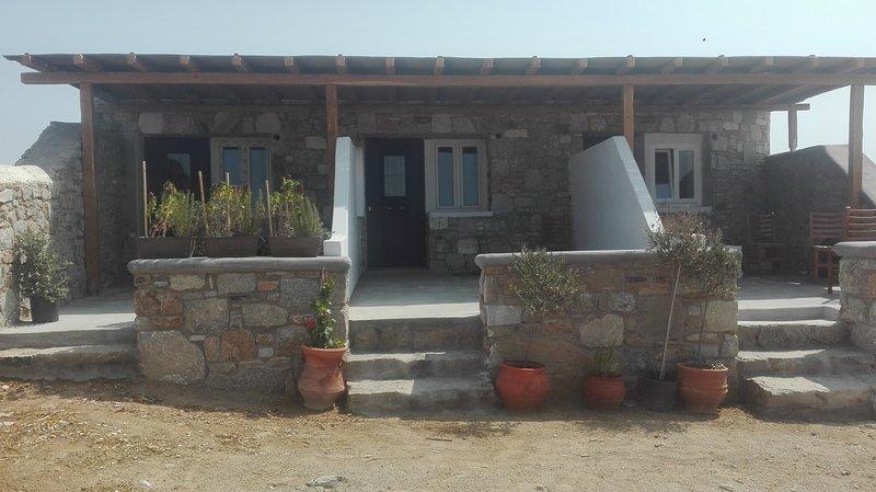 Levante Obsidian, aluguéis de temporada em Míconos
