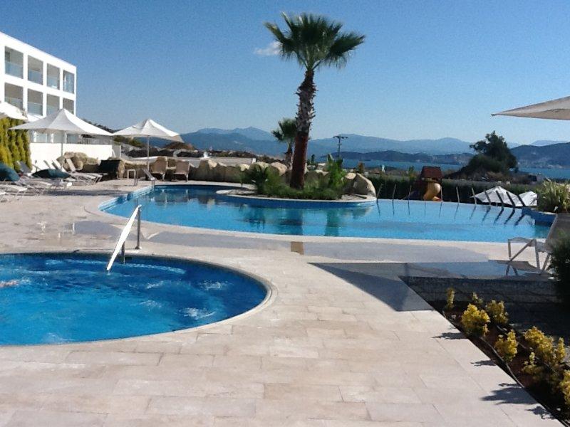 Infinity pool - 1 of 8 pools