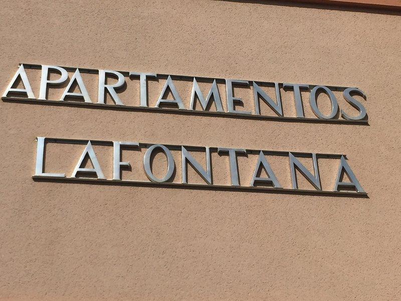 La Fontana apartamentos.
