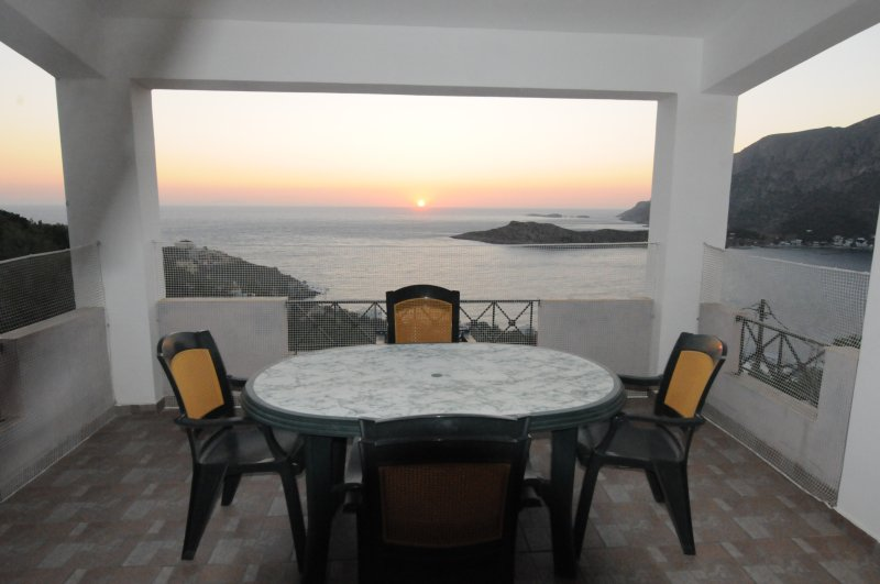 Beautiful house with terrace & Wifi, vacation rental in Pothia