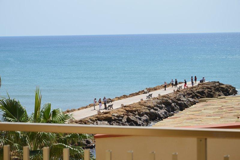 Balcone sul Mare zona Centrale, location de vacances à Marinella di Selinunte
