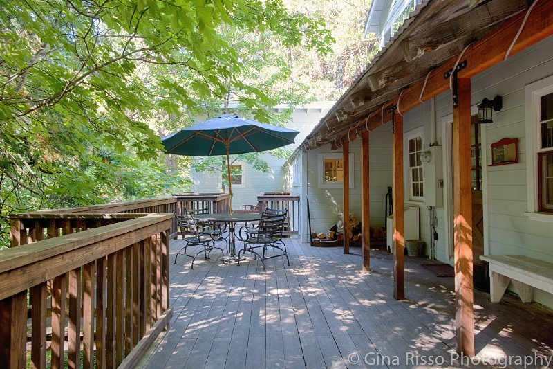 Relaxing streamside vacation house, vacation rental in Sierra City