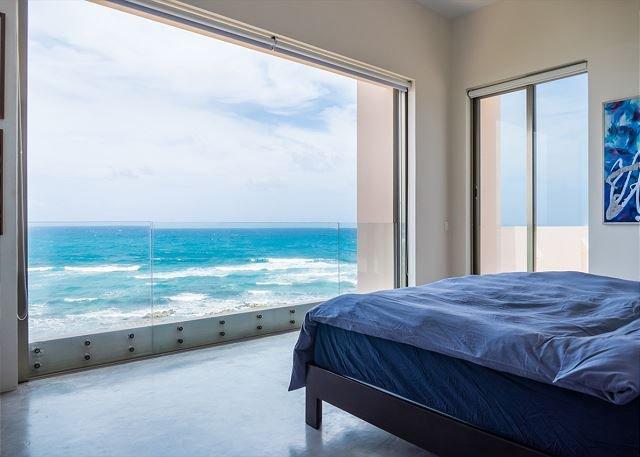 Bedroom suite at Villa Fantasea