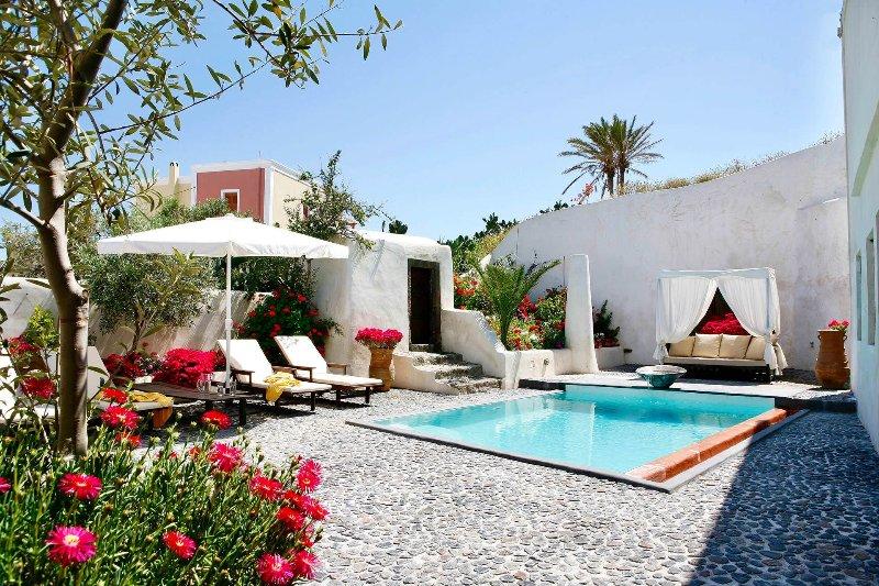 Mansion Sophia, location de vacances à Megalochori