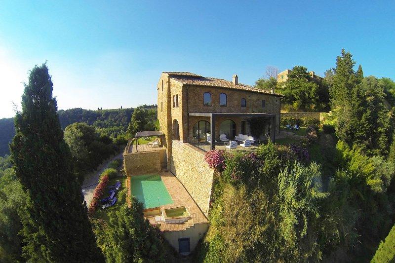 Villa dei Granai, Ferienwohnung in Barberino Val d'Elsa