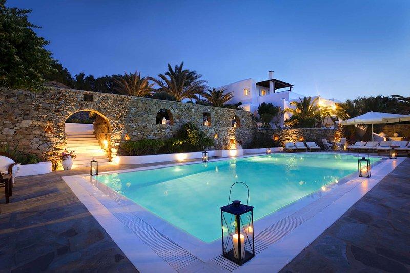 Villa Hurmuses, casa vacanza a Agios Sostis