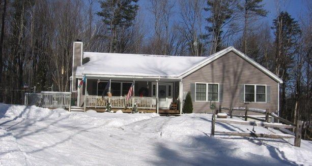 Kassmel's Mountain Haus, holiday rental in Wardsboro