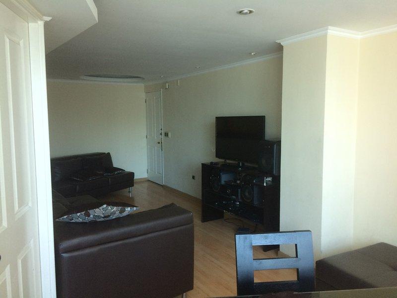 Departamento 2 dormitorios, vacation rental in Quito