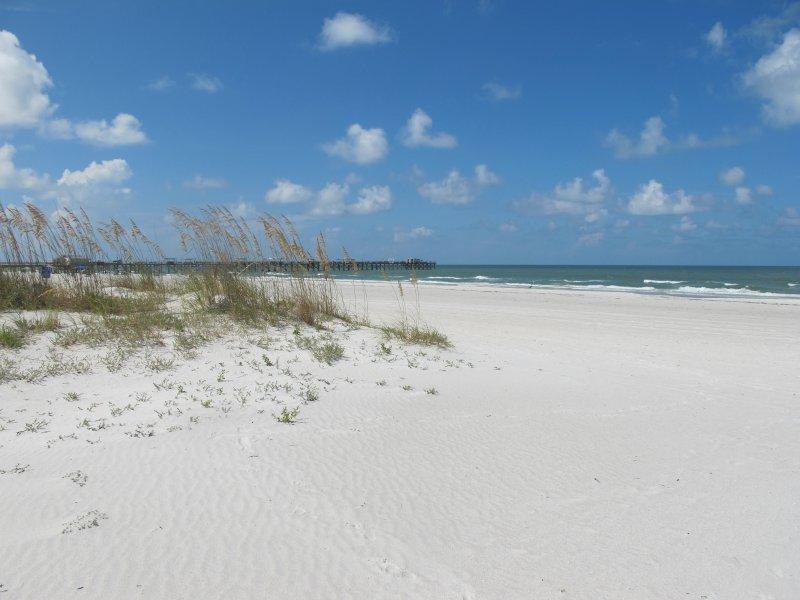 Redington Shores, Beach