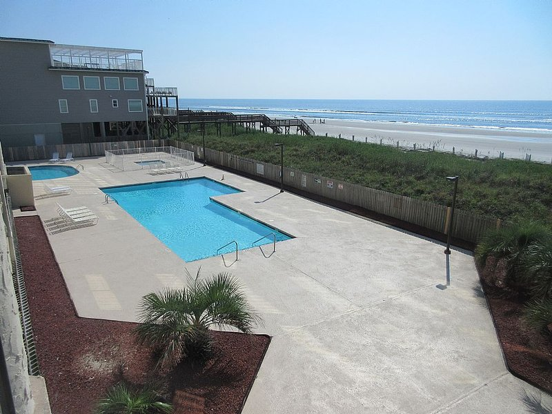 view from 203 Ocean Point