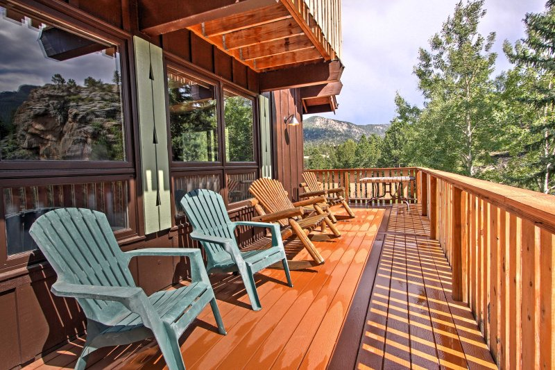 Elevate your retreat by staying at this 4BR, 3-bath vacation rental home!
