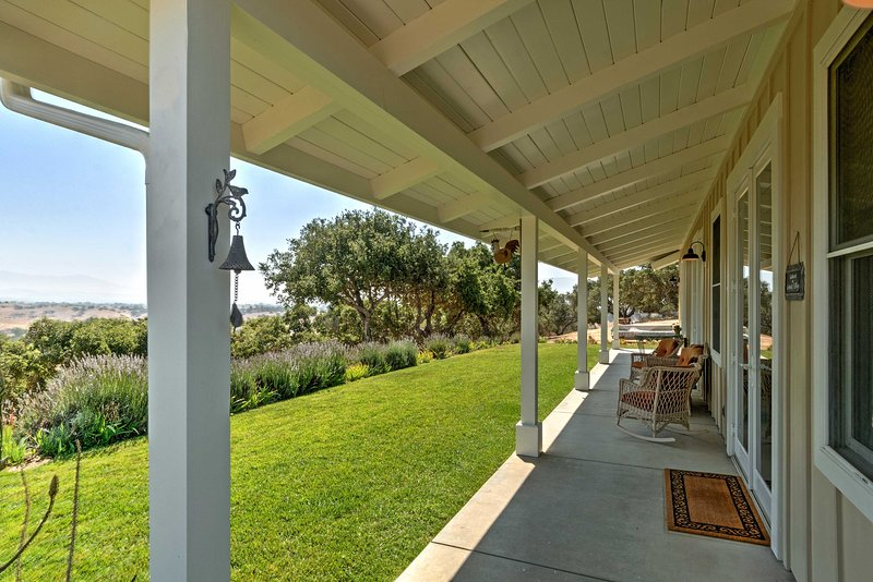 'Windmill Cottage' is a 2-bed, 2-bath vacation rental cottage in Solvang!