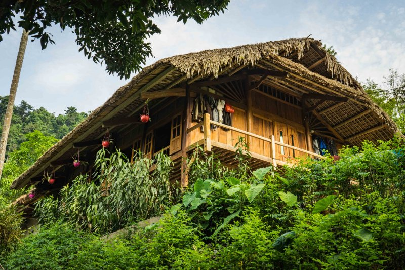 A truly local experience!, vacation rental in Ha Giang Province