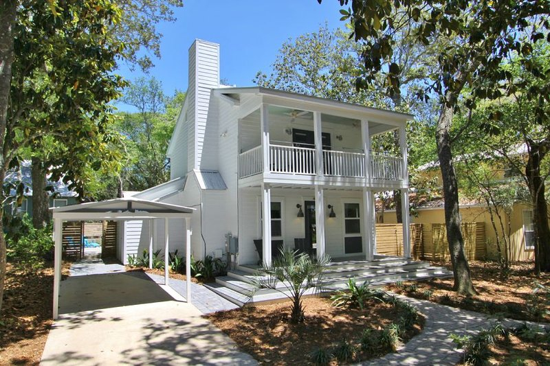 In the Grove - Old Seagrove Beach - Close to Beach