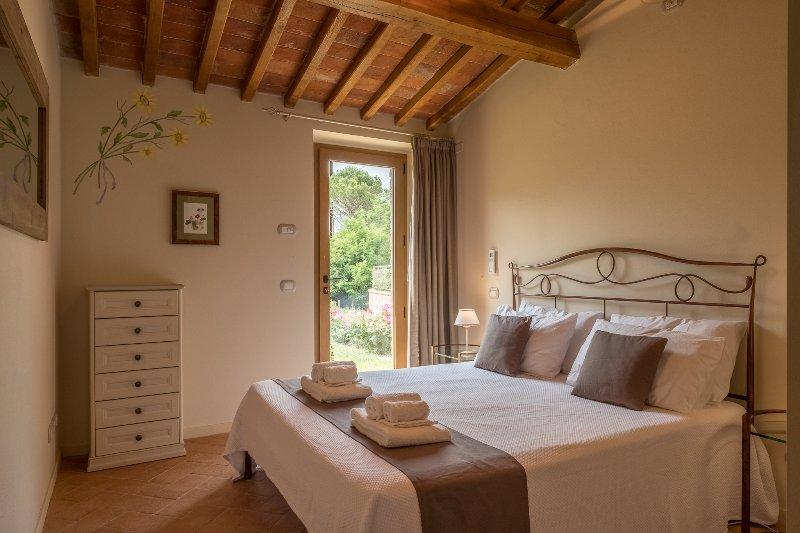 Borgo Giorgione 'Girasole', location de vacances à Montegabbione
