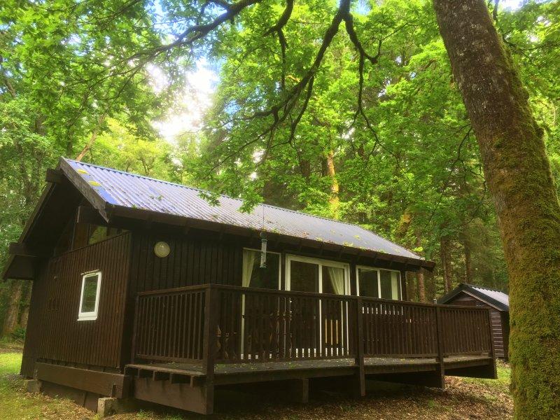 Kinglas Cabin, vacation rental in Kilchrenan