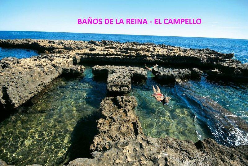 Snorkle Bay à Campello
